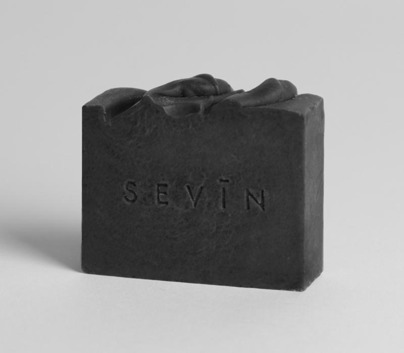 Marble Black Soap