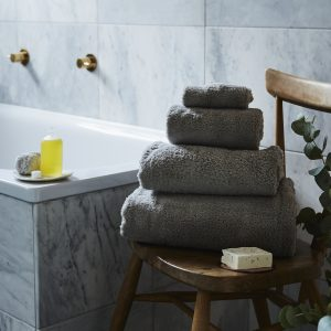 Sevin Taupe Bath Towel