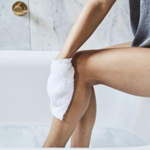 Bubble Bath Mitt