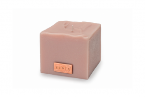 Coral Clay Scented Candle